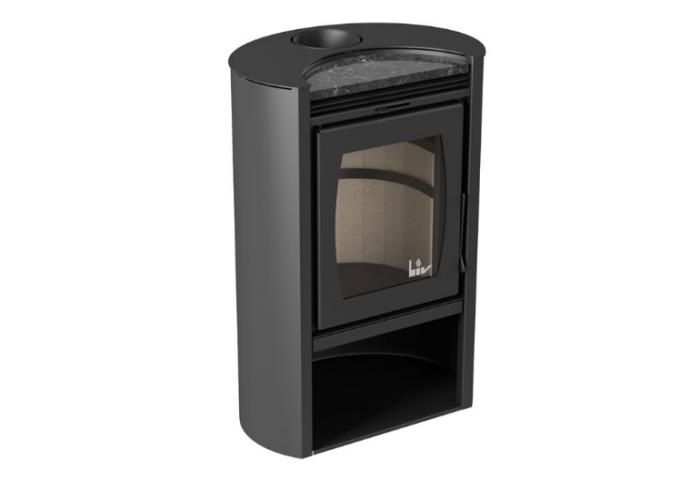 Calefator LIV490 de Dupla Combustão Elíptico  - Decorgrill - A certeza do melhor para o seu espaço gourmet!