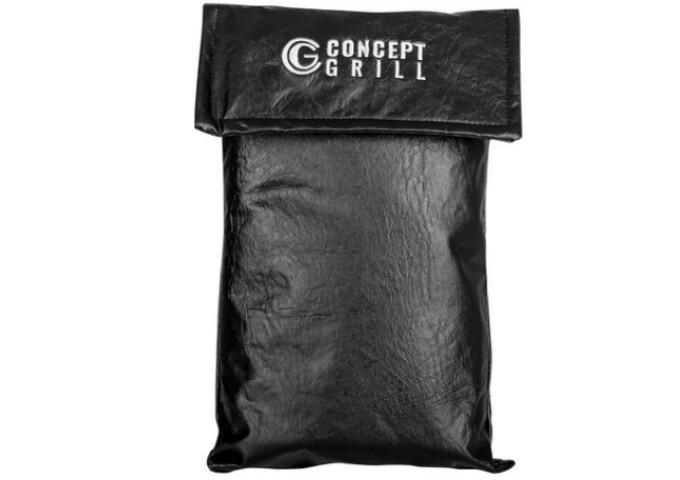 Capa de Proteção para ConceptGrill E3  - Decorgrill - A certeza do melhor para o seu espaço gourmet!