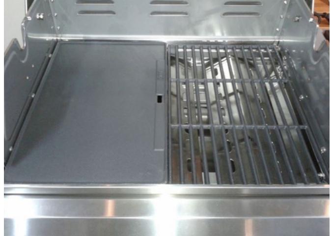 Chapa de Ferro Evol  - Decorgrill - A certeza do melhor para o seu espaço gourmet!
