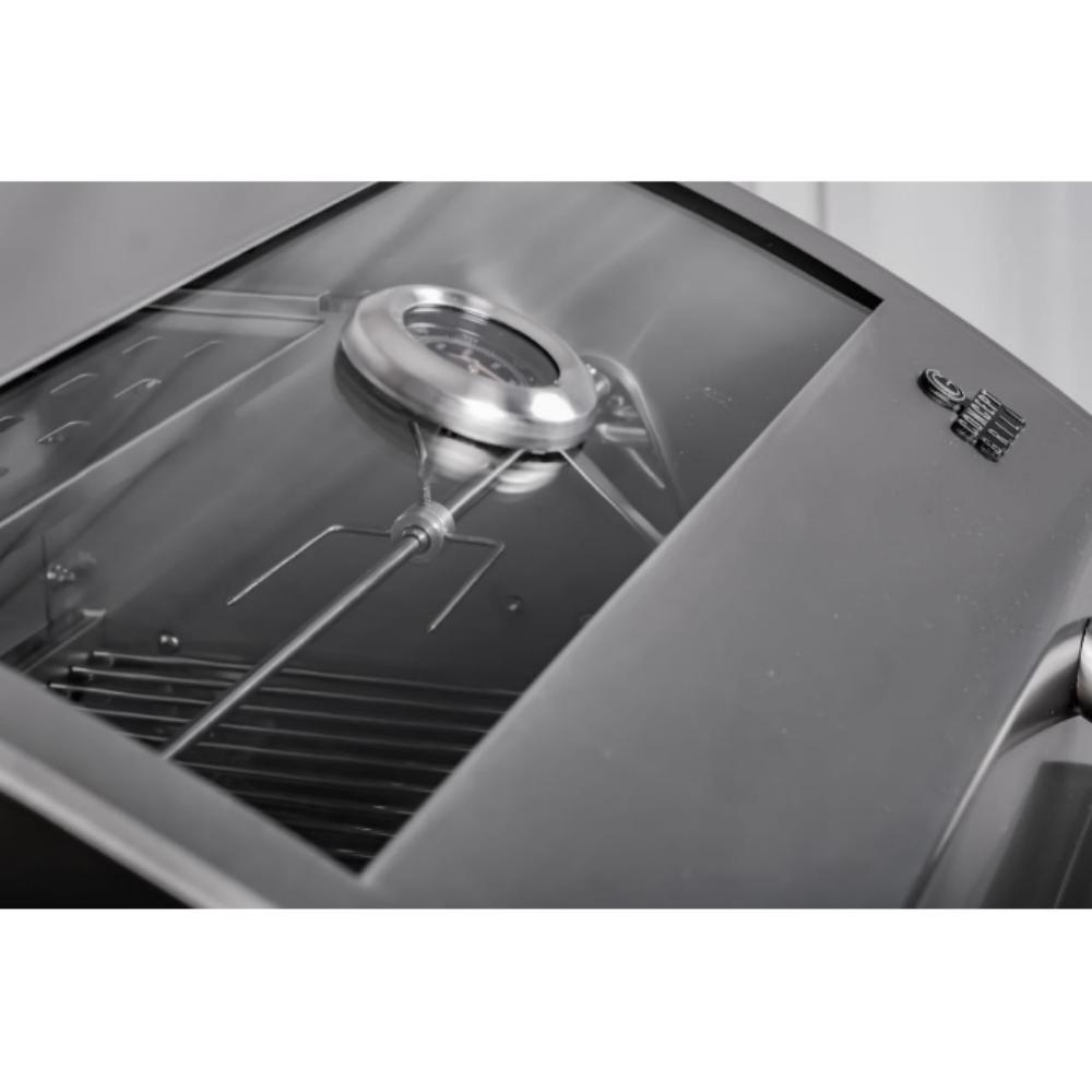 Churrasqueira a Gás Conceptgrill em Inox 304 com 3 queimadores e Infrared  - Decorgrill - A certeza do melhor para o seu espaço gourmet!