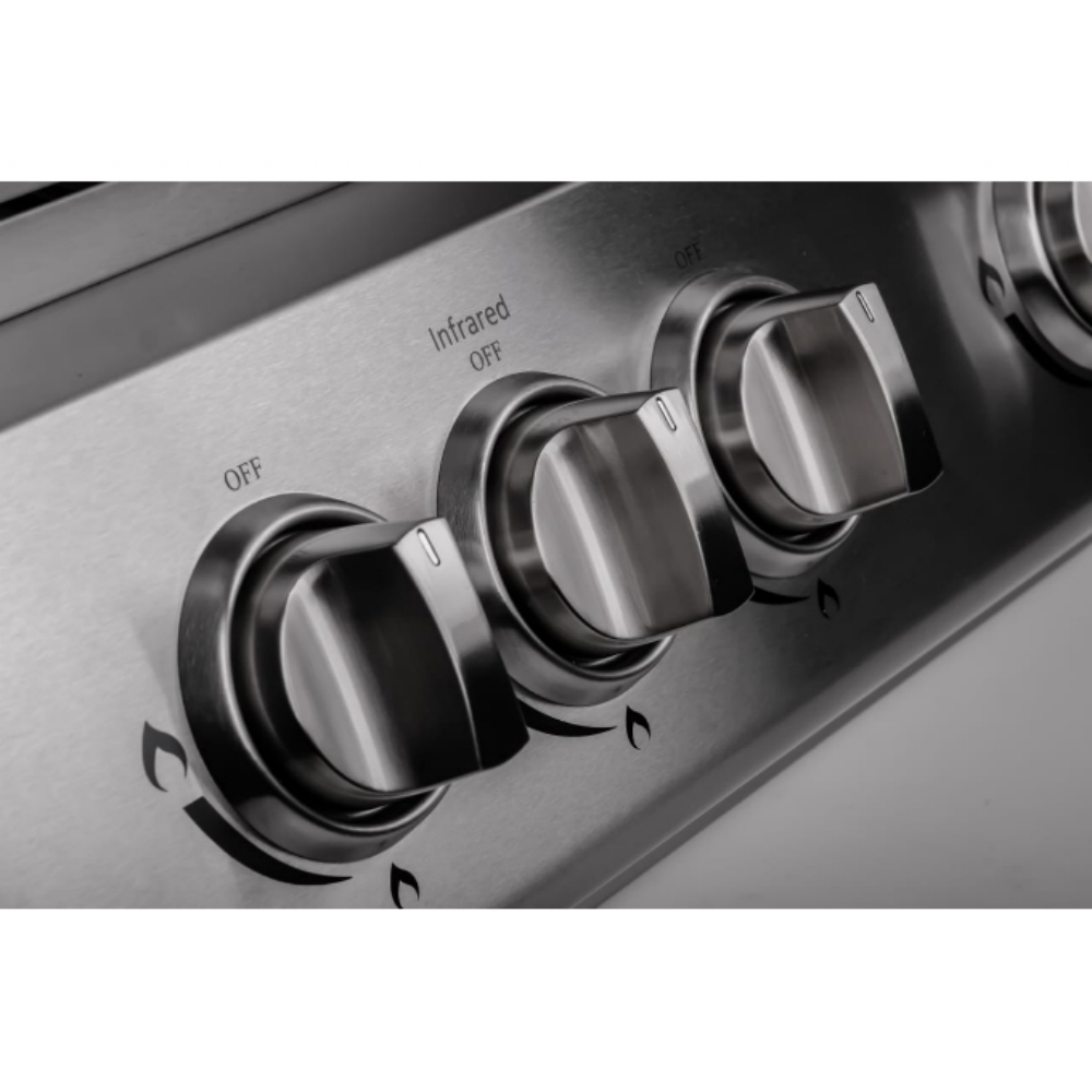 Churrasqueira Conceptgrill a Gás com 4 Queimadores em Inox  - Decorgrill - A certeza do melhor para o seu espaço gourmet!