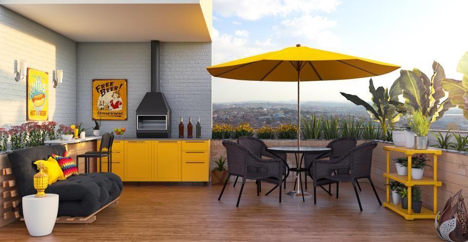 Churrasqueira de Parede 750F Metavila  - Decorgrill - A certeza do melhor para o seu espaço gourmet!