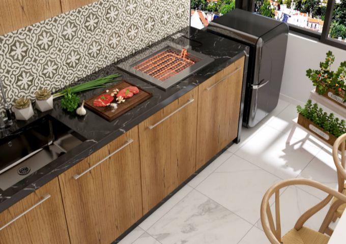 Churrasqueira Elétrica Cooktop  - Decorgrill - A certeza do melhor para o seu espaço gourmet!
