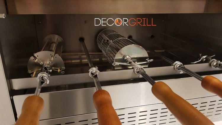 Churrasqueira Elétrica Felesa de Balcão sem Fumaça  - Decorgrill - A certeza do melhor para o seu espaço gourmet!