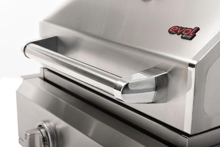 Churrasqueira Evol a Gás Capri com 2 Queimadores  - Decorgrill - A certeza do melhor para seu espaço gourmet!