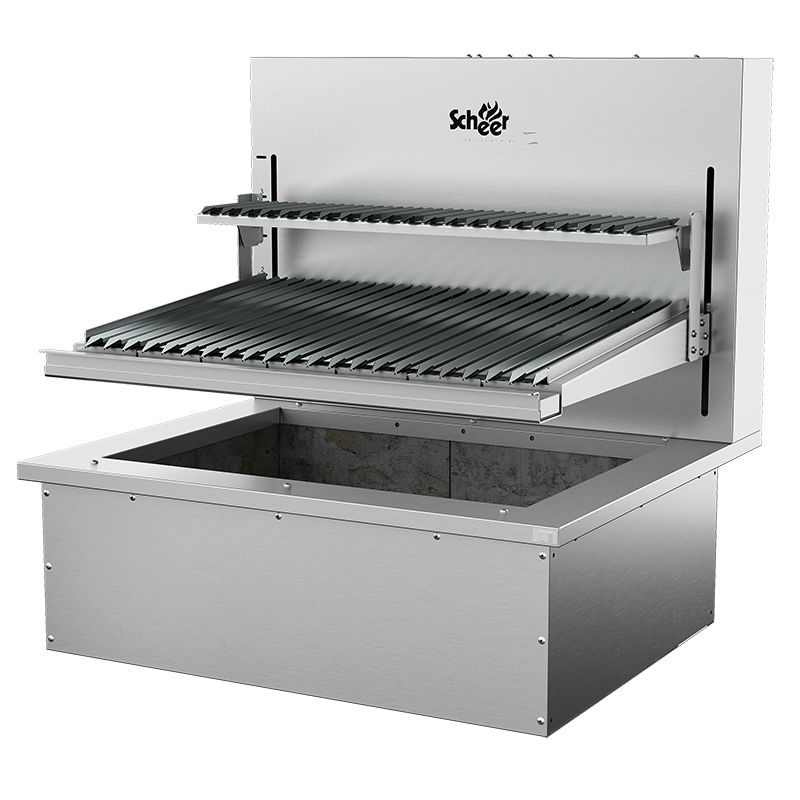 Churrasqueira Parrilla Cooktop Automática