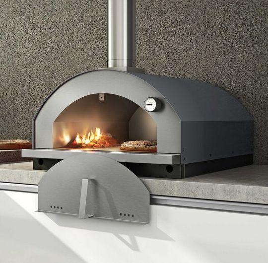 Forno de Pizza Gourmet Cinza 601IN