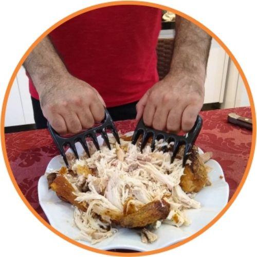 Garra de Urso para Churrasco  - Decorgrill - A certeza do melhor para o seu espaço gourmet!