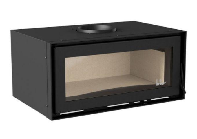 Inserto LIV408 de Dupla Combustão Médio   - Decorgrill - A certeza do melhor para o seu espaço gourmet!