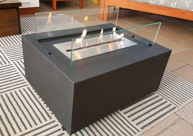 Mesa de Centro em Aço Carbono  - Decorgrill - A certeza do melhor para o seu espaço gourmet!
