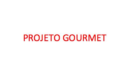 Projeto Gourmet Compra de Número PV800