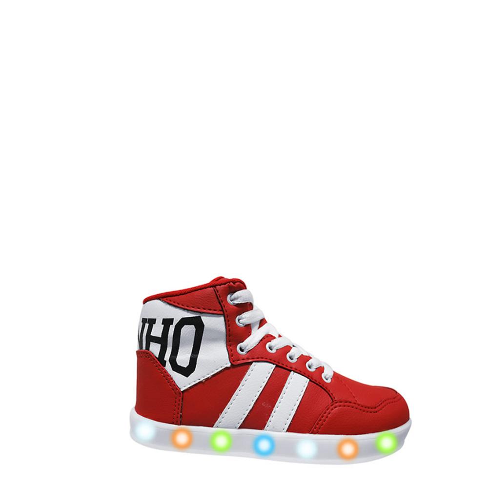 ffda785b7da TÊNIS INFANTIL DE LED BOTINHO - loja de departamentos - Heelingsports
