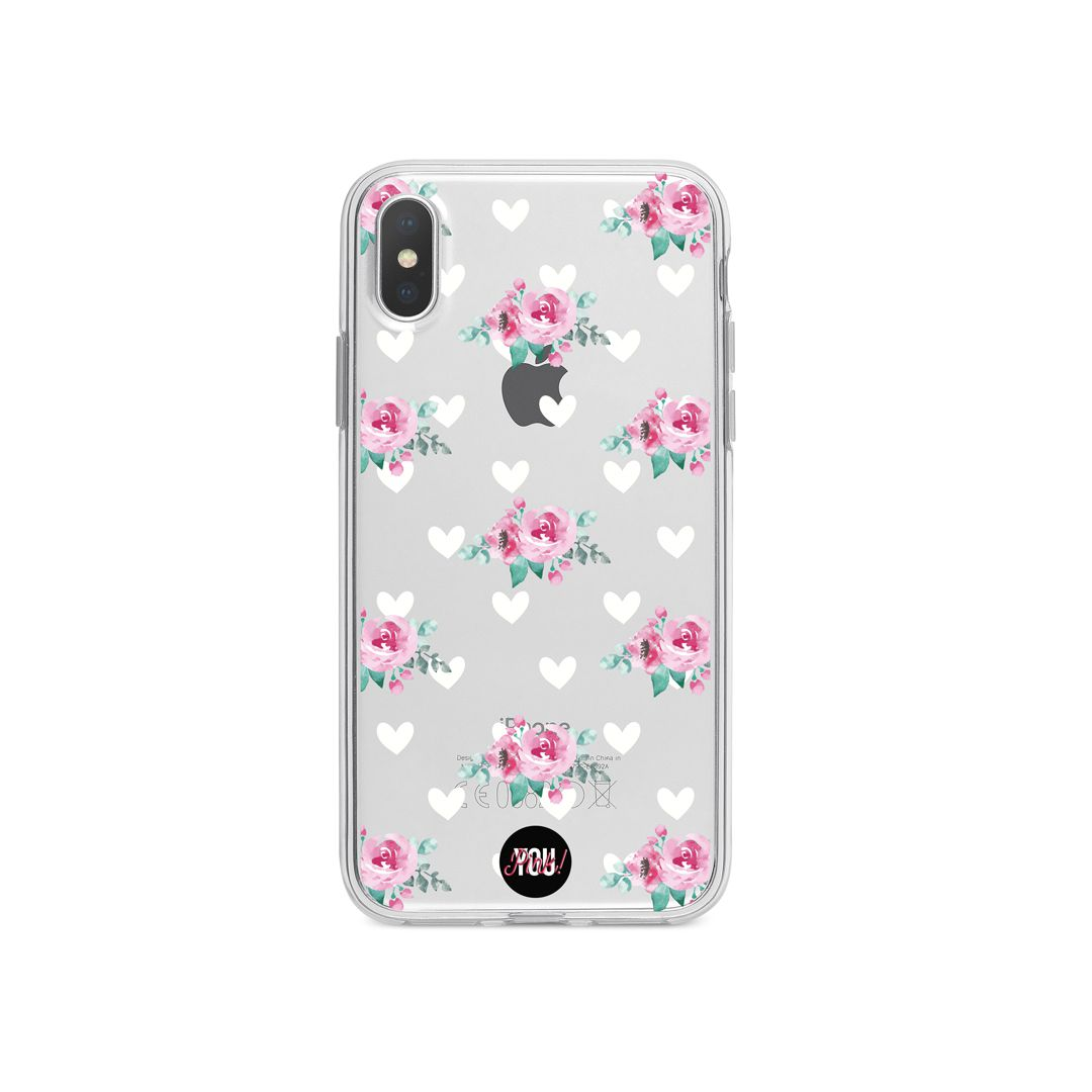 Case Flowers in Love