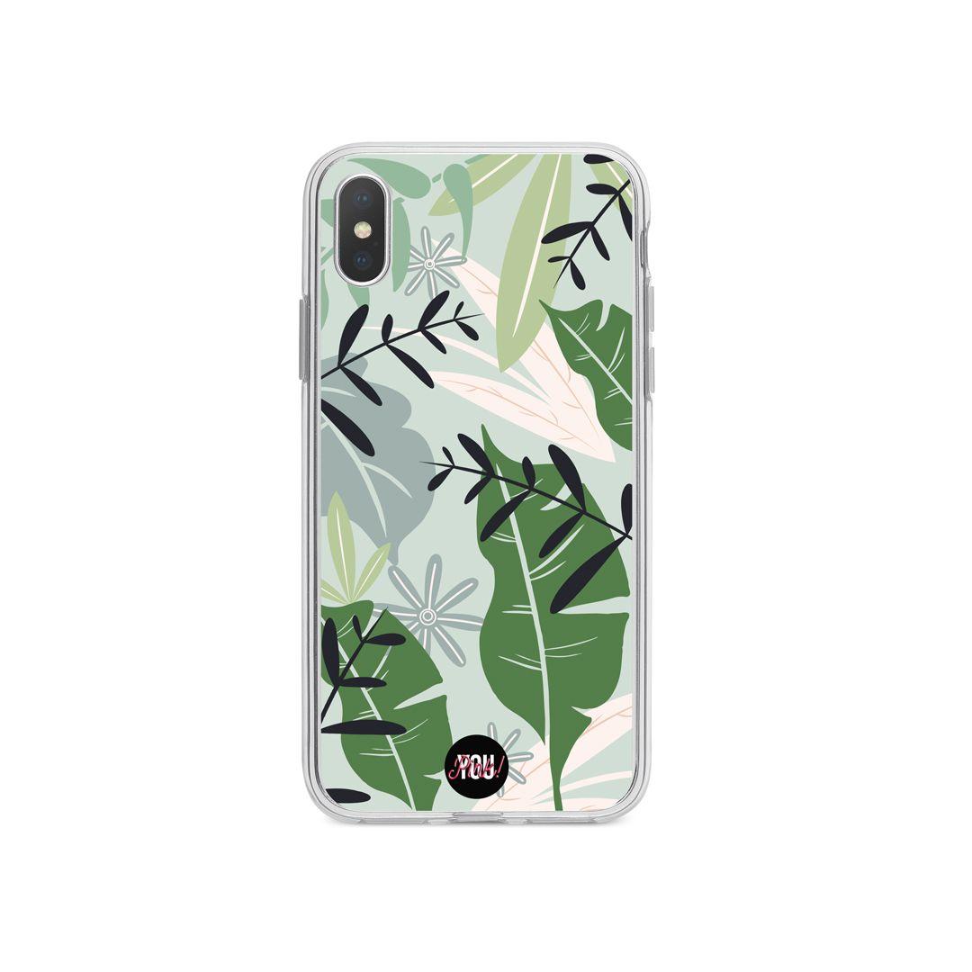 Case Folhagem Green