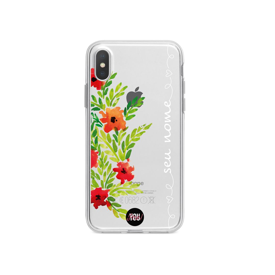 Case Green Floral