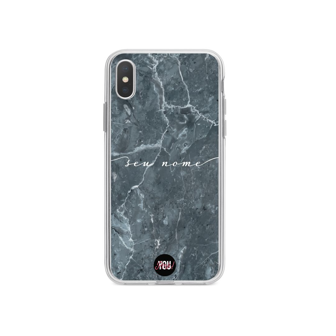 Case Grey Marble