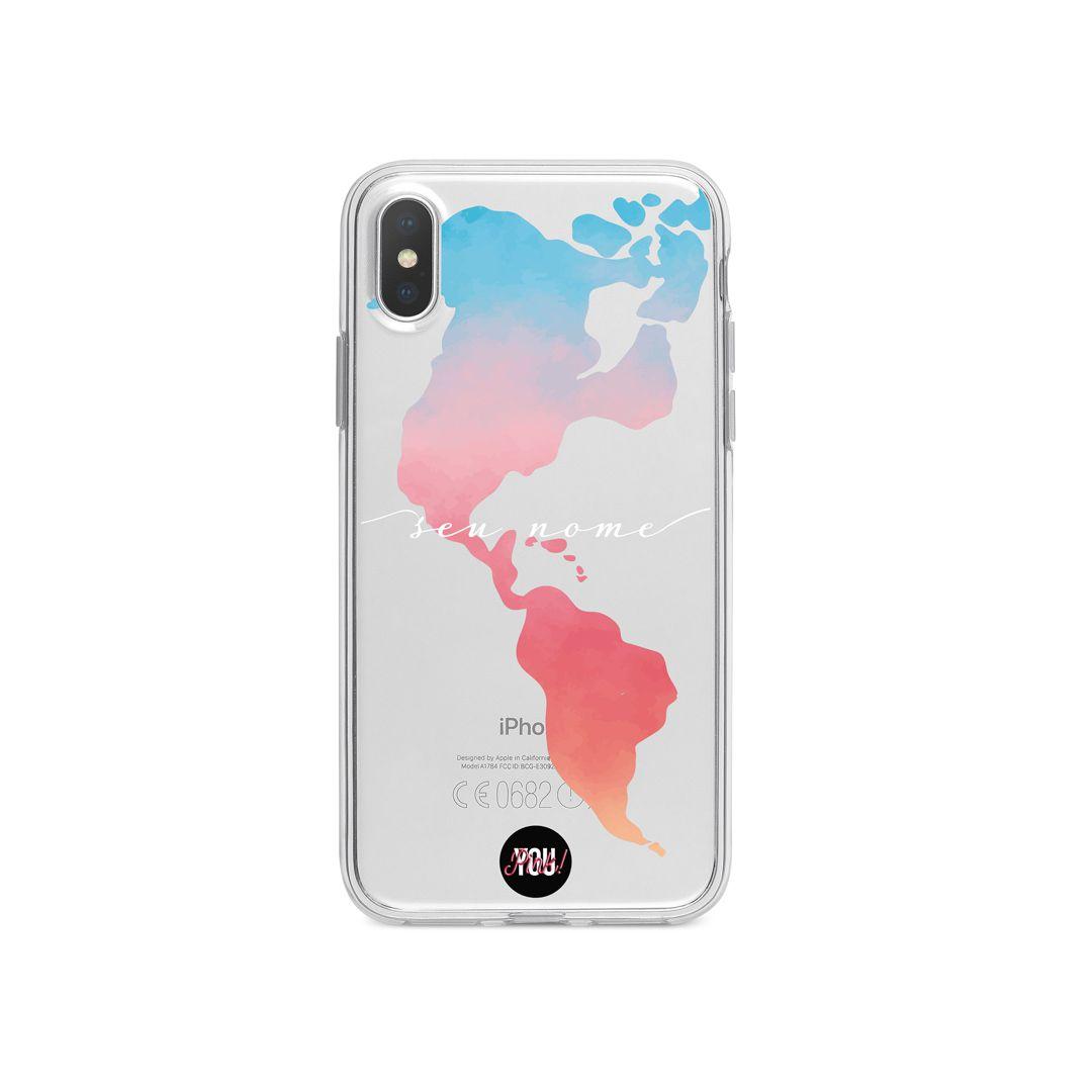 Case Mapa Mundi Summer - Américas