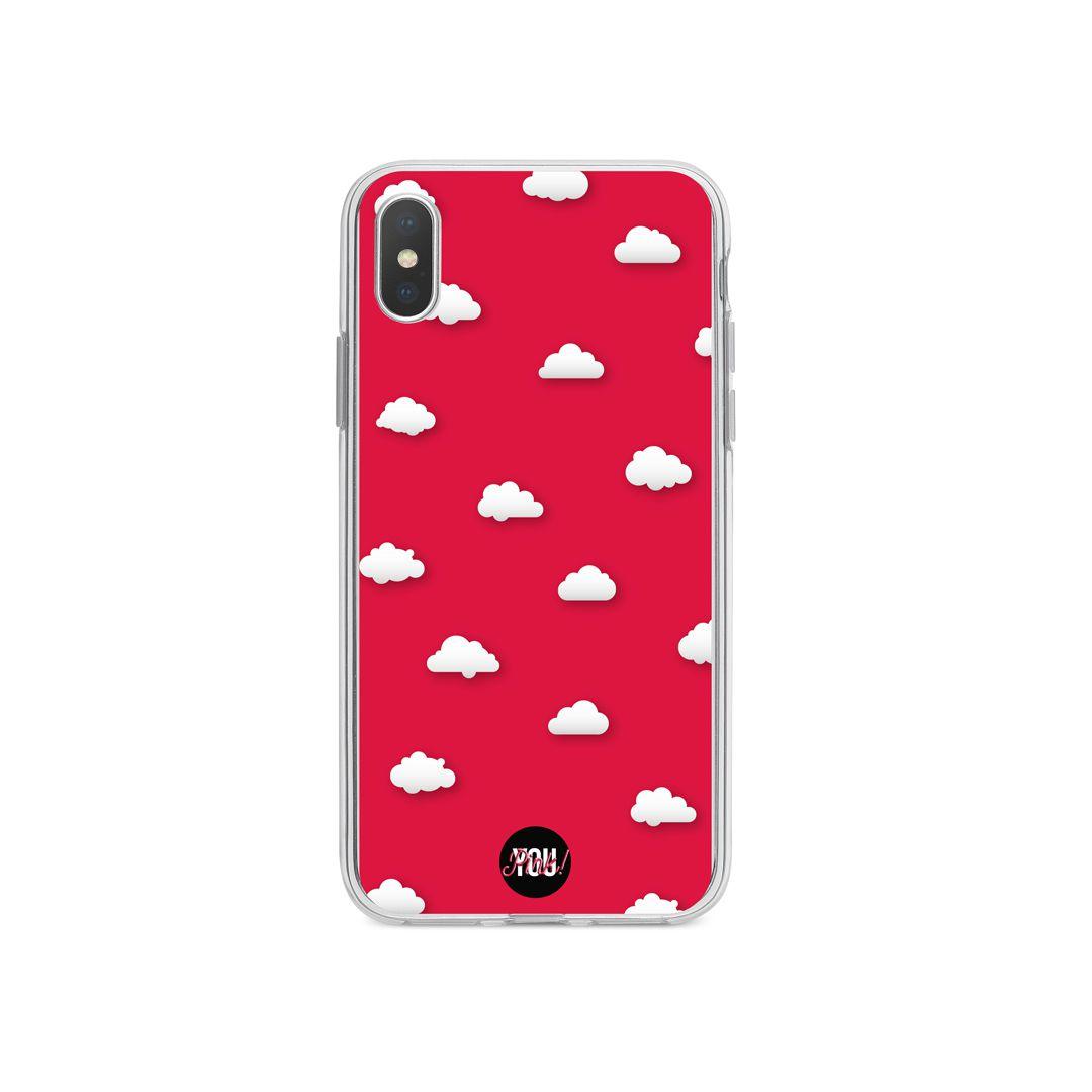 Case Sky Red