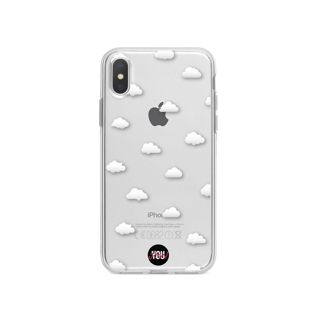 Case Sky Transparente