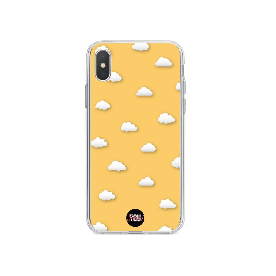 Case Sky Yellow