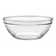 Bowl Redondo de vidro