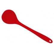 Concha de Silicone Flexível Vermelha