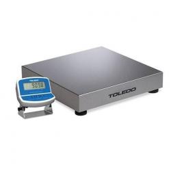 Balança De Bancada Toledo 2098 (300 Kg) Indicador Remoto - Mod.: 3183