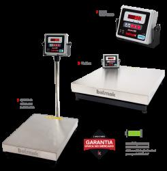 Balança Industrial Digital de Plataforma em Inox 300kg - BK-300i1 - Balmak - Mod.: PA1153