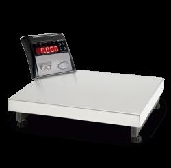 Balança Plataformas em Aço Carbono 500 Kg - Mod.: DP 300KG/100G