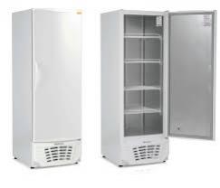 Freezer Vertical Branco Porta Cega 575L