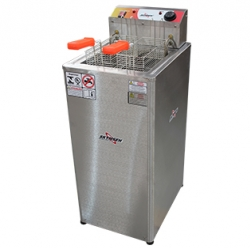 Fritadeira Elétrica Água e óleo de Piso - Mod.: 574848