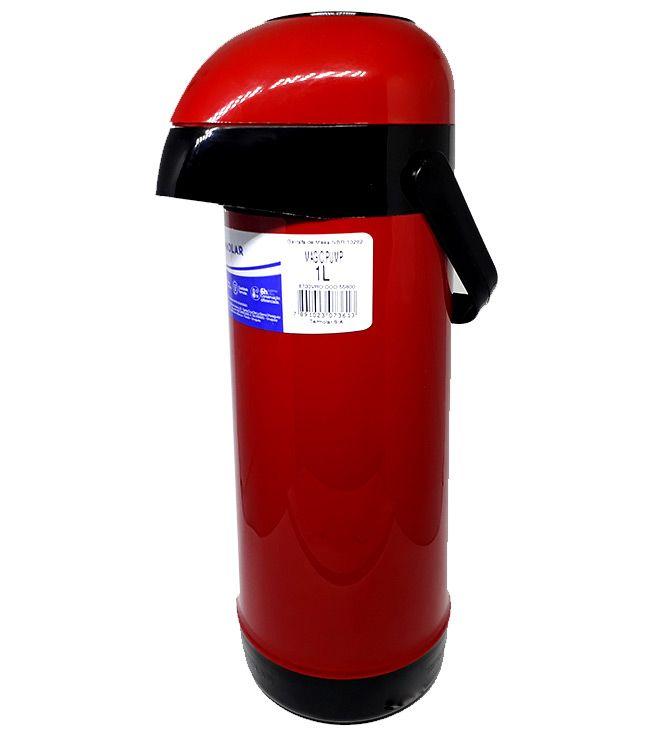 Garrafa Térmica Magic Pump Collection