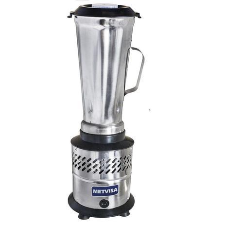 Liquidificador Alta Rotaca 1,5 Litros Inox - Metvisa