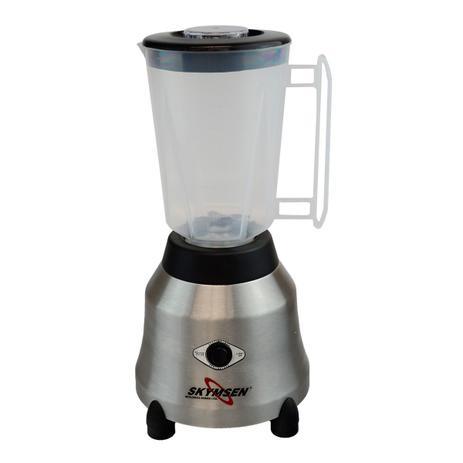 Liquidificador corpo em Inox Copo Plástico 1,5L Alta Rotação - Mod.: 474240