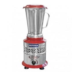 Liquidificador Ind. Inox 1,5 lts slim Alta Rotação Metvisa