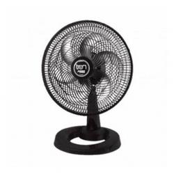 Ventilador Oscilante Mesa 50cm Premium Preto 140w - - Mod.: 51.01-1245