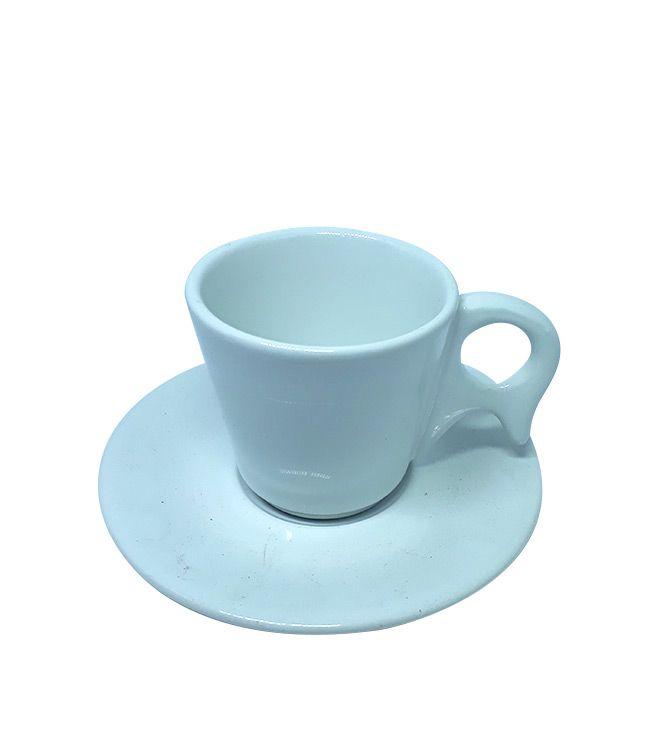 Xícara de Chá Genova com Pires