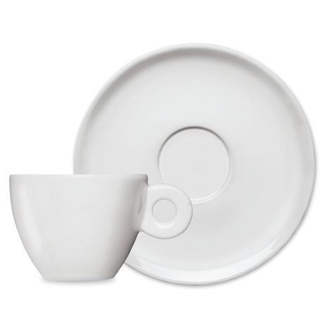Xícara de Chá  com Pires Itália