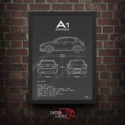 AUDI A1 SPORTBACK AMBITION 185CV