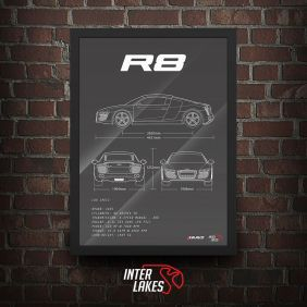 AUDI R8 COUPE 4.2 V8 2006