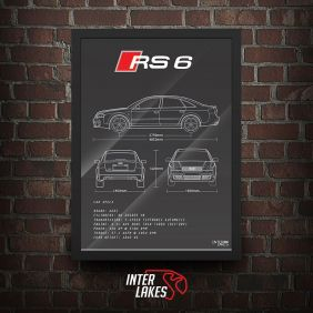 AUDI RS6 C5 SEDAN