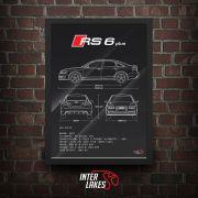 AUDI RS6 C6 PLUS SALOON