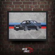 BMW M3 E30 SÉRIE 3 COUPE