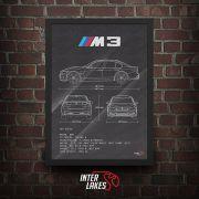 BMW M3 F80 SÉRIE 3 SEDAN