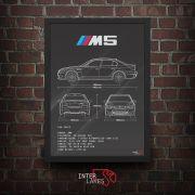 BMW M5 E60 SEDAN