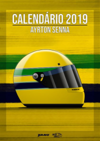 CALENDÁRIO AYRTON SENNA 2019