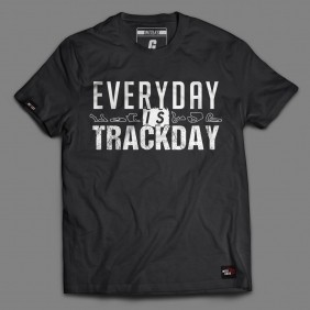 CAMISETA EVERYDAY IS TRACKDAY - INTERLAKES - escolha a cor