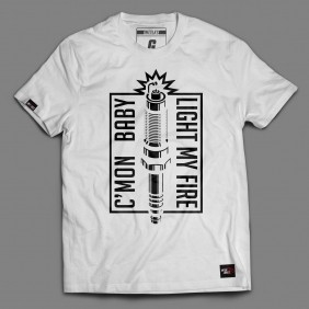 CAMISETA LIGHT MY FIRE - INTERLAKES - escolha a cor