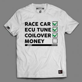 CAMISETA NO MONEY - INTERLAKES - escolha a cor