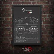 CHEVROLET CAMARO Z28 RS 1972